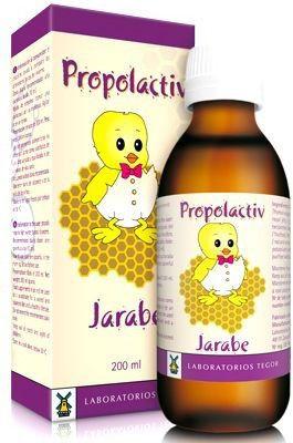 Tegor Propolactiv jarabe niños 200ml