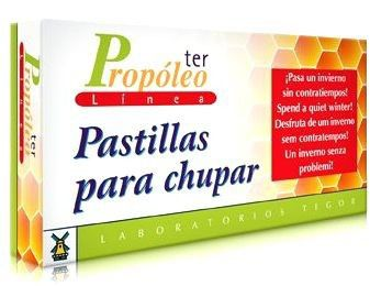 Tegor Propoleoter 30 pastillas