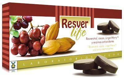 Tegor Resverlife 20 comprimidos