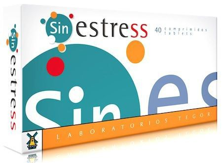 Tegor Sinestress 30 comprimidos