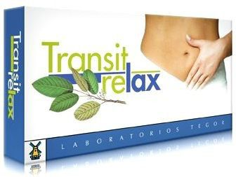 Tegor Transit Relax 40 cápsulas