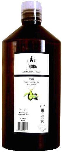 Terpenic EVO Jojoba Aceite Virgen 1 Litro