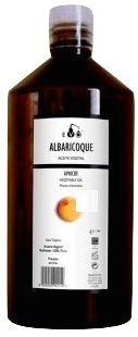 Terpenic EVO Albaricoque Aceite Vegetal 1 Litro
