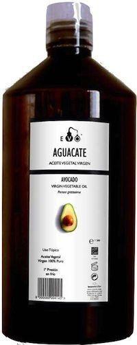 Terpenic EVO Aguacate Aceite Vegetal 1 Litro