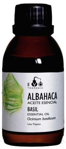 Terpenic Evo Albahaca Aceite Esencial Bio 100ml