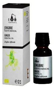 Terpenic EVO Jengibre Aceite Esencial 10ml