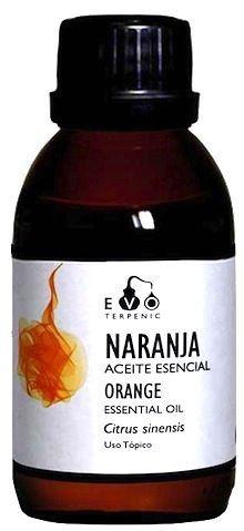 Terpenic EVO Naranja Aceite Esencial Bio 100ml