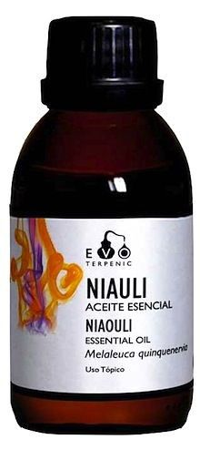 Terpenic EVO Niauli Australia Aceite Esencial Bio 100ml