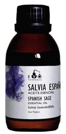 Terpenic EVO Salvia de España Aceite Esencial Bio 100ml
