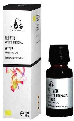 Terpenic EVO Vetiver Aceite Esencial Bio 10ml