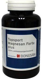 Bonusan Topsport Magnesan Forte Plus 60 comprimidos