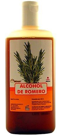 Treman Alcohol de Romero 250ml