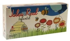 Treman Jalea Real Infantil 20 ampollas