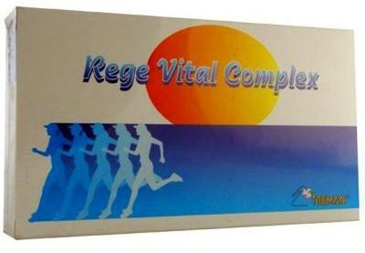 Treman Rege Vital Complex 20 ampollas