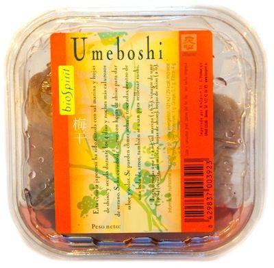 Bio Spirit Umeboshi 1 Kg