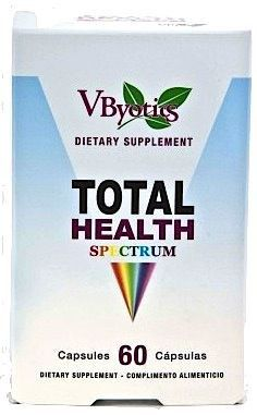 Vbyotics Total Health Spectrum 60 cápsulas