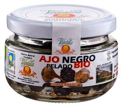 Vegetalia Ajo Negro Pelado Bio 50g