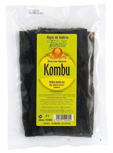Vegetalia Alga Kombu 50g