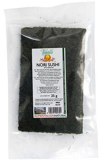 Vegetalia Alga Nori Sushi 25g