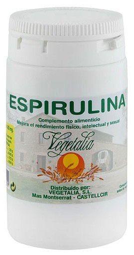 Vegetalia Alga Espirulina 120 comprimidos