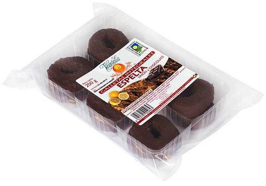 Vegetalia Galletas de Espelta con Limón y Chocolate Bio 200g