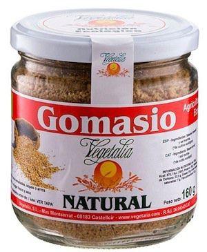Vegetalia Gomasio Bio 160g