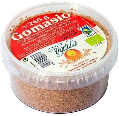Vegetalia Gomasio Bio Tarrina 240g