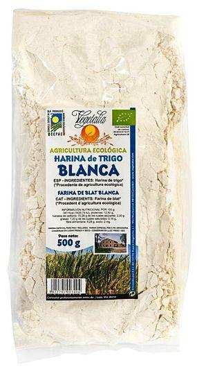 Vegetalia Harina Blanca de Trigo Bio 500g