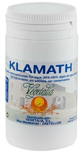 Vegetalia Klamath 120 comprimidos