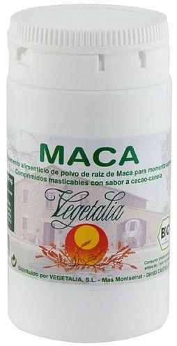Vegetalia Maca Bio 120 comprimidos