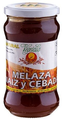 Vegetalia Melaza de Maíz y Cebada 400g