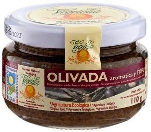 Vegetalia Paté de Olivada Aromática Bio 110g