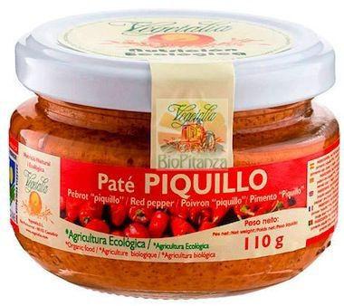 Vegetalia Paté de Piquillo Bio 110g