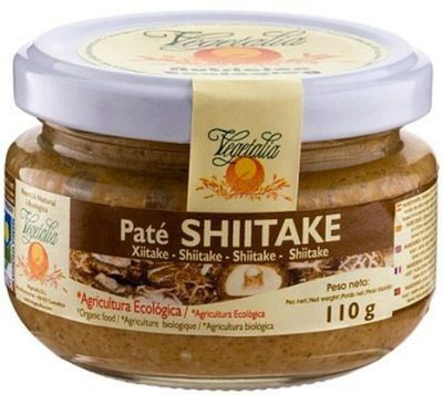 Vegetalia Paté de Shiitake Bio 110g