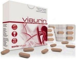 Soria Natural Viaurin 28 comprimidos