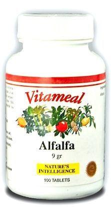 Vitameal Alfalfa 100 comprimidos