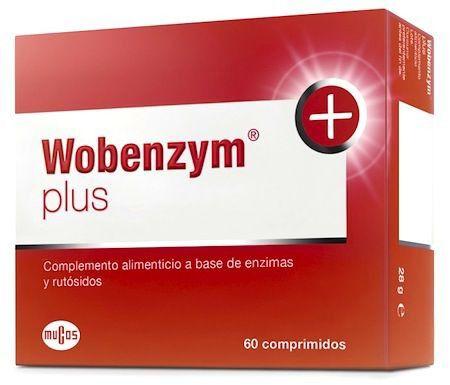 Wobenzym Plus 60 comprimidos
