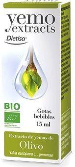 Yemoextracts Extracto Olivo Bio 15ml