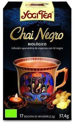 Yogi Tea Chai Negro 17 bolsitas