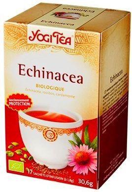Yogi Tea Protección - Equinacea 17 bolsitas