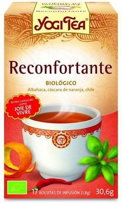 Yogi Tea Reconfortante 17 bolsitas