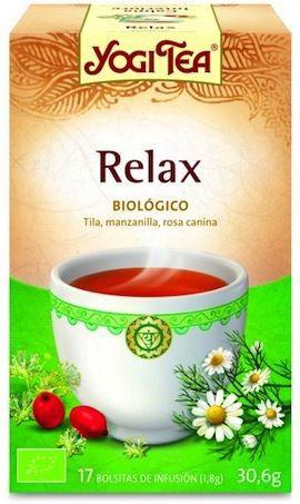 Yogi Tea Relax 17 bolsitas