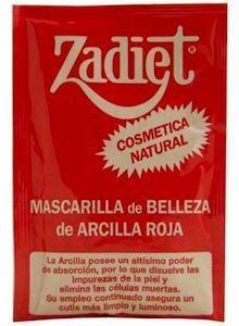 Zadiet Arcilla Roja 50g