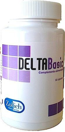 Zolich Deltabasic 60 cápsulas