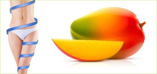 Efectos secundarios del extracto de mango africano