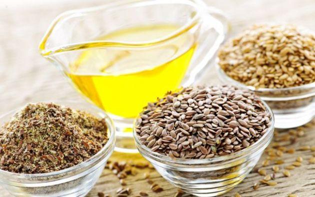 Los beneficios del aceite de linaza