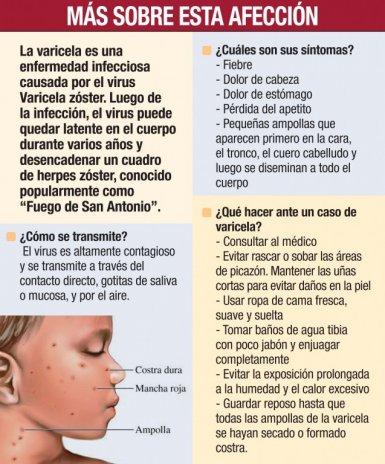 Las pastillas de las lombrices al niño sobre un año