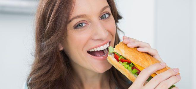 apetito mujer