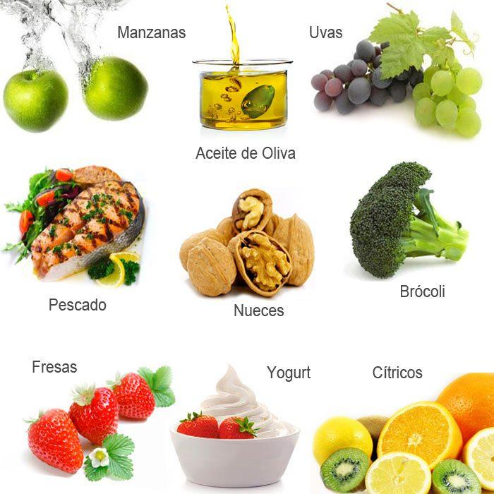 Consejos alimenticios para personas en tratamiento de - Alimentos para subir las defensas ...