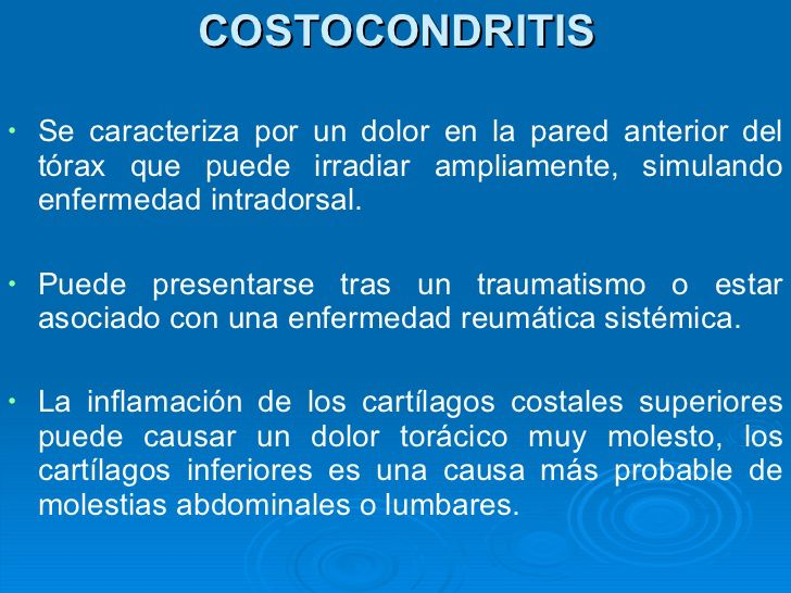 Costocondritis1